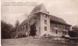 SAINT LEON SUR VEZERE ( 24 ) - Château De Chabans - Otros Municipios