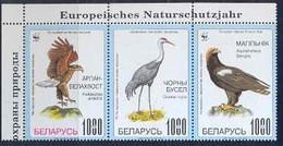 188 Biélorussie (Belarus) Faune (Animals & Fauna) Oiseaux (bird Birds Oiseau) BLEU - Bielorussia