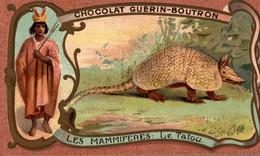 CHROMO CHOCOLAT GUERIN BOUTRON LE TATOU - Guerin Boutron