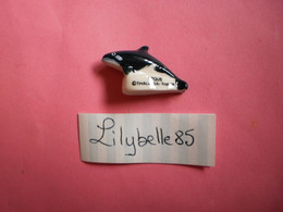 Feve En Porcelaine - ORQUE - THALASSA DECOUVERTE II 2006  ( Feves Figurine Miniature ) - Tiere