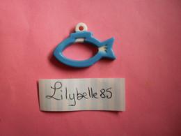 Feve En Porcelaine - LOGO - THALASSA DECOUVERTE II 2006  ( Feves Figurine Miniature ) - Santons/Fèves