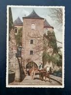 Luxembourg * La Descente De Pfaffenthal, Les Trois Tours - Fournisseur De La Cour G. & Co., Z. Nr. 14627D - Lussemburgo - Città