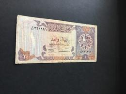Qatar 1riyal And Oman 100 Baisa Value See - Qatar