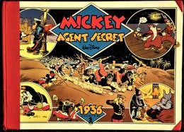 Walt Disney - MICKEY Agent Secret - Hachette - ( 1987 ) . - Libri, Riviste, Fumetti