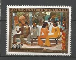 Timbre De Polynésie Française P-a  Neuf **  N 75 - Unused Stamps