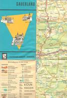 """Topographie Landkarte 1958 Deko Meßtischblatt 1:25.000 """" Blatt 4620 Arolsen """" Landesvermessungsamt Hessen - Topographische Karten"""