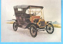 Oldtimer-Vintage Car-Vieille Voiture-Ford T. Lizzie-1908-Tacot-Ancêtre De L'Automobile - Toerisme