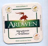 Sous-bock Biere Ardwen Theme Sanglier - Portavasos