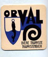 Sous-bock Biere Orval Theme Poisson ? - Portavasos
