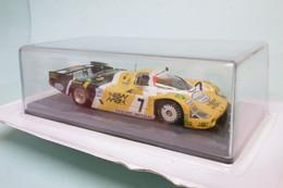 Spark / Hachette - PORSCHE 956 #7 Winner Le Mans 1984 K. Ludwig / H. Pescarolo Neuf 1/43 - Spark
