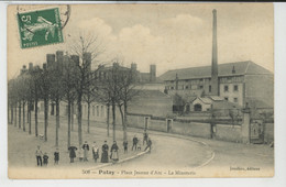 PATAY - Place Jeanne D'Arc - La Minoterie - Other Municipalities