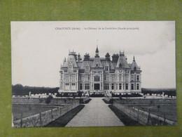 CHAOURCE (Aube) - Le Château De La Cordelière (façade Principale) - Autres Communes
