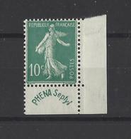 FRANCE.  YT   N° 188  Neuf *  1924 - 1906-38 Sower - Cameo