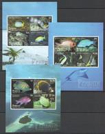 A932 PENRHYN NORTHERN COOK ISLANDS FISH & MARINE LIFE !!! MICHEL 110 EURO !!! 3KB MNH - Marine Life