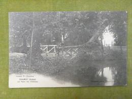 CHAMOY (Aube) - Le Parc Du Château - Autres Communes