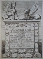 [Enigme Archéologique] MALVASIA - Aelia Laelia Crispis Non Nata Resurgens In Expositione Legali. - Books, Magazines, Comics