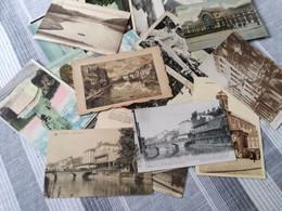 200 Postkaarten Wallonië (Eupen,Malmédy,St Vith,Doornik,Charleroi,Coo,Huy,La Roche,Rochefort,Thuin...) - 100 - 499 Karten