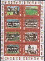 Soccer - Football - SOMALIA - Sheet Perf. MNH - Otros