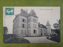 BLIGNY - Le Château (Façade) - Autres Communes