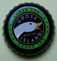 1 Capsule De Bière  GOOSE  ISLAND  GOOSE  IPA - Beer