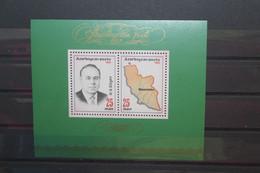 Präsidentenblock; 1993, Block 4, MNH, Postfrisch - Azerbaïjan