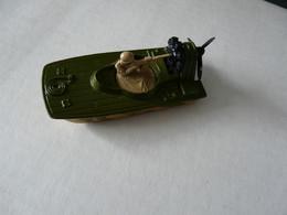 Véhicule Militaire Matchbox Superfast - N°30 Swamp Soldat - Tanks