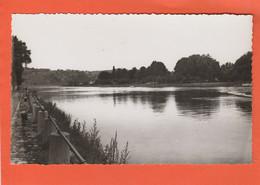 Photocarte , La Meuse En Aval De HUY , Vers  Tihange - Huy