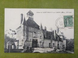 Château De SAINT-BENOIT-sur-VANNE (Aube), XVIe Siècle - Autres Communes