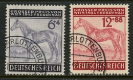 "Germany 1943 USED ""Race Horse"" - Deutschland"