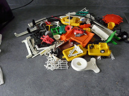 PLAYMOBIL Lot 105 Pièces Diverses, 550 G - Playmobil
