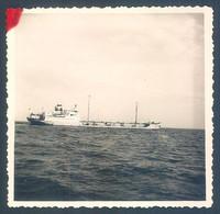 Bateau ALIZE Photo Originale 8.5 X 8.5 Cm - Barcos