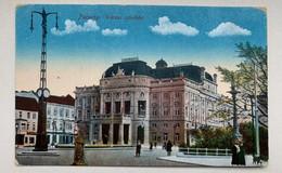Slovakia 102 Bratislava Pozsony Theater - Eslovaquia
