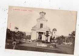LA REUNION SAINT-BENOIT L'EGLISE - Saint Benoît