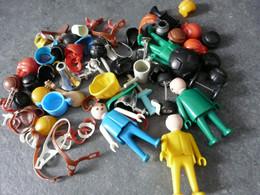 PLAYMOBIL Lot 75 Pièces Diverses Accesoires - Playmobil