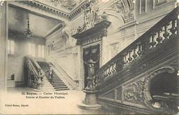 - Charente Maritime -ref-H751- Royan - Casino Municipal - Entrée Et Escalier Du Théâtre - Casinos - Braun N° 83 - - Royan