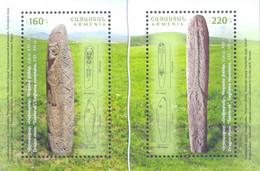 Armenia 2017, Dragon Stone, MNH S/S - Armenia