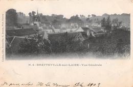 BRETTEVILLE SUR LAIZE - Vue Générale - Andere Gemeenten