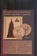 DEUTSCHE POST, Amtliche Karte Frankfurt A. Main 1989; Frankfurter Dom - Non Classés