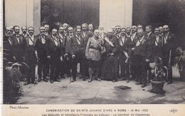 Canonisation De Sainte Jeanne D'Arc A Rome, 16 Mai 1920  (pk66061) - Historical Famous People