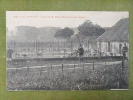 VILLENAUXE - Chenil De M. Henri Baillet (vu De Devant) - Autres Communes