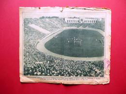 Rugby Partita Università Di Stanford E California Del Sud Tutti Gli Sports 1926 - Livres, BD, Revues