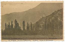 CPA. Environs D'ALBERVILLE (73.Savoie) La Bâthie - Ruines De Chantemerle - Altri Comuni