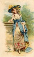Jeune Fille D'antan - Mercerie, Bonneterie, Chaussures Maison A. Maumont Périgueux - Sonstige