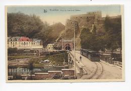 Bouillon  Pont De France Et Château (train à Vapeur) - Bouillon