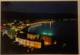 Diano Marina - Panorama Notturno Da Ponente - Formato Grande Viaggiata – E 17 - Imperia