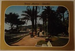 Diano Marina - Via Aurelioa - Formato Grande Viaggiata – E 17 - Imperia