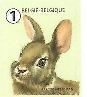 2020 Fauna Meersman MNH !! Konijn Haas Lapin Lievre Hase Hare Rabbit - Unused Stamps