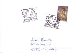 ESPANA CARNEVAL 2005  BADAJOZ COVER     (SETT200649) - Carnival