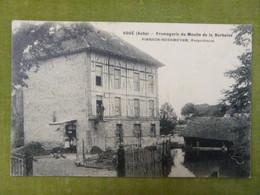 VOUE (Aube) - Fromagerie Du Moulin De La Barbuise PIERSON-ROSEMEYER, Propriétaire - Autres Communes