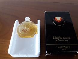 LANCÖME **Magie Noire** Semi- Ancienne Réplique**Edt  7,5ml ** Pleine **Boîte Impeccable** Bch Blanc - Modern Miniatures (from 1961)